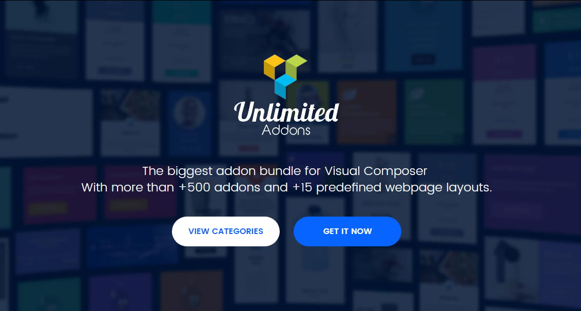 Unlimited Visual Composer addons