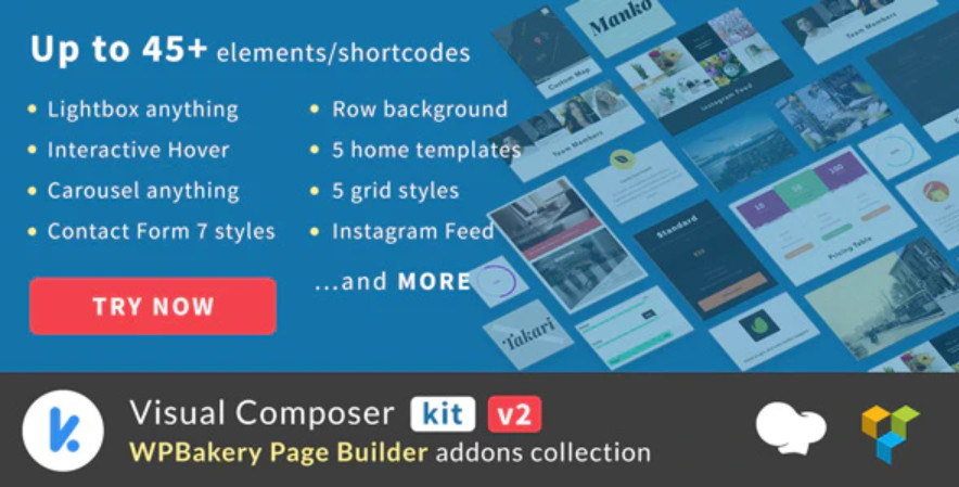 Top 6 WPBakery Page Builder Add-ons 10