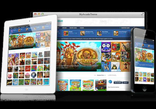 Construir un sitio web de juegos de arcada con WordPress - Mejor ...