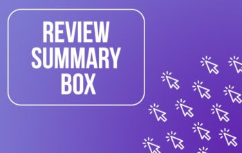Add Summary Box to your Reviews to Increase Conversions (Free Template) 19