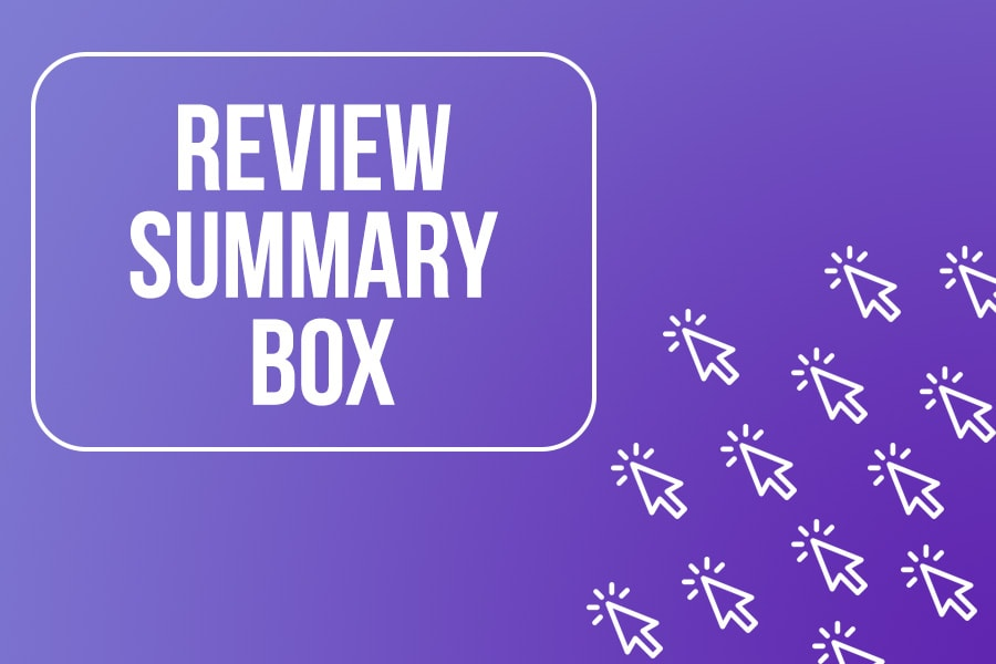 Review Summary Box