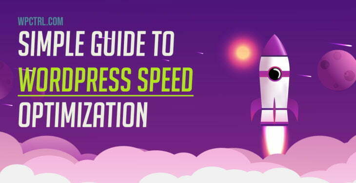 Speed Up WordPress Guide - Less than 1.9 seconds Load Time [Even on Cheap Hosting] 1