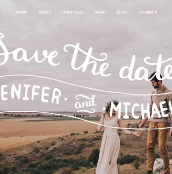 Next Level Wedding Invitation - Create Your Own Website 11